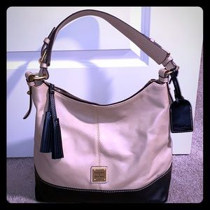 Dooney and Bourke Leather Sophie Hobo Bag